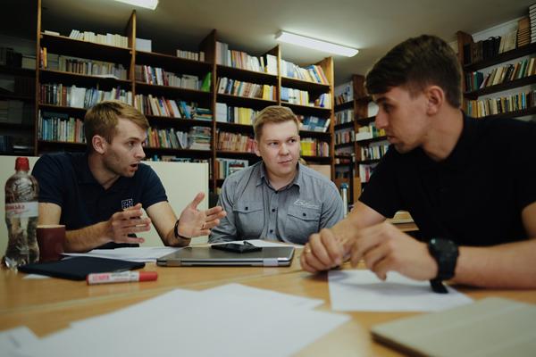 Ukraine Partnership Foundation Students