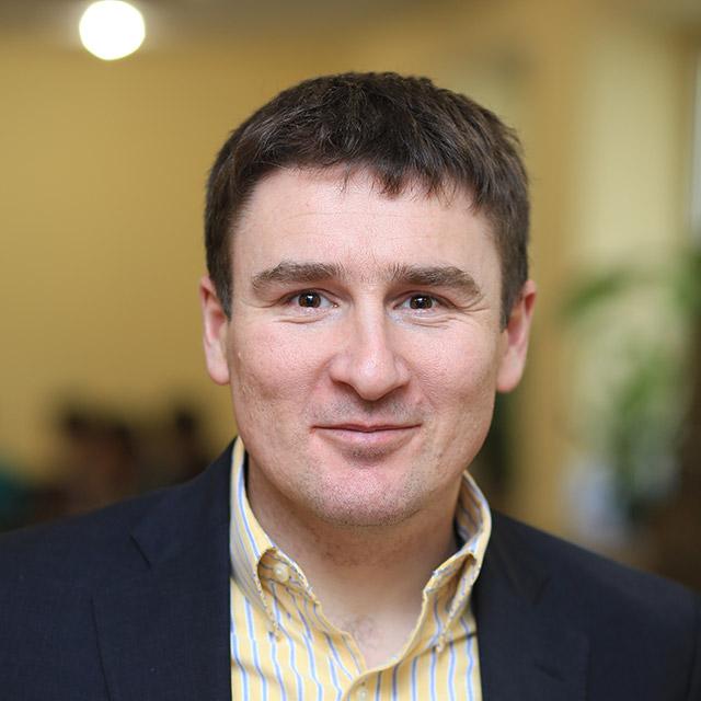 Slavik Pyzh, Ph.D.